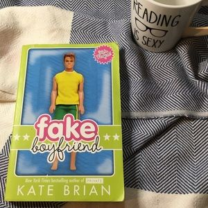 """Fake Boyfriend"" by Kate Brian"